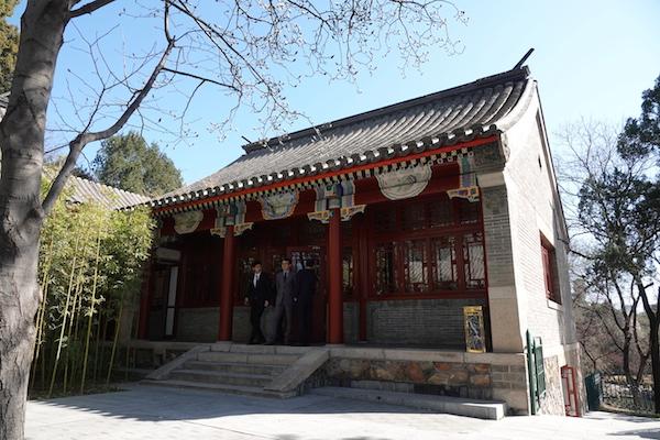 2019年3月北京大学-東京大学ジョイントプログラム立ち上げ会議①