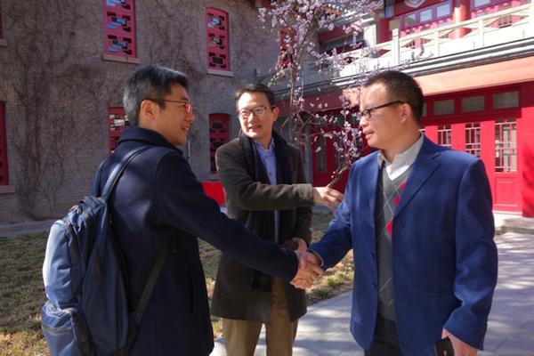 2019年3月北京大学-東京大学ジョイントプログラム立ち上げ会議③