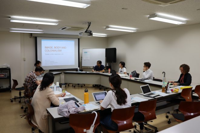 EAA Forum with Young Scholars visiting UTokyo