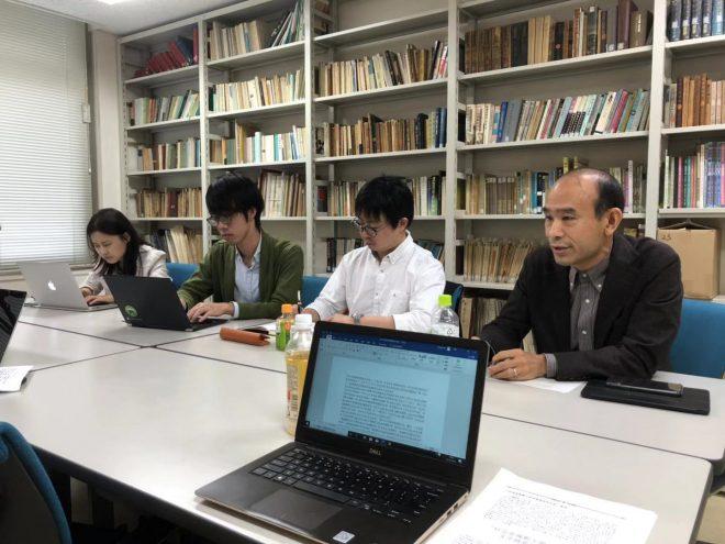 "EAA""中国现当代文学研究会""第一次活动"