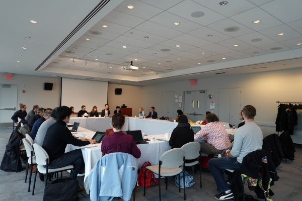 Winter Institute 2020 at NYU-Report 5