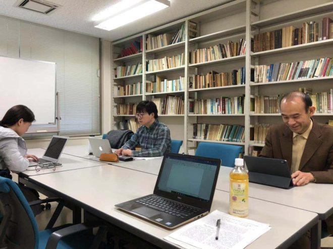 """EAA""""中国现当代文学研究会""""第五次活动"""