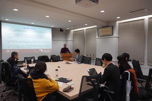 EAAセミナー「ライシテ再考——中国・日本の視点から」報告