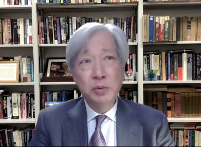 【活動報告】UTokyo-PKU Joint Course 第4回講義 2020年10月23日