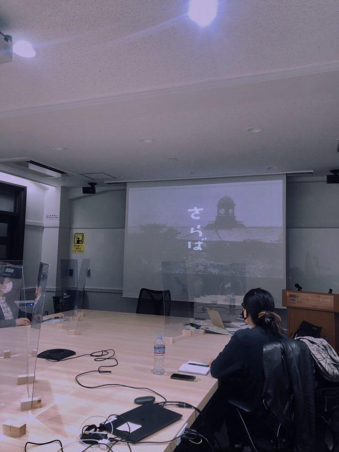 1st Building 101 Film Production Workshop