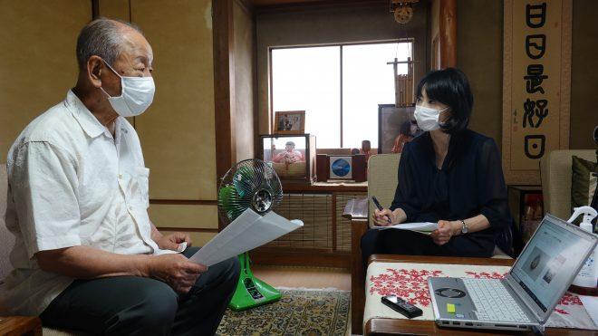 【報告】工藤康氏へのインタビュー:昭和23年、一高最後の入学生として