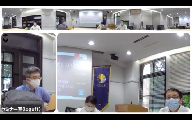 【報告】EAAセミナー「東アジアからの批評理論」合同発表会