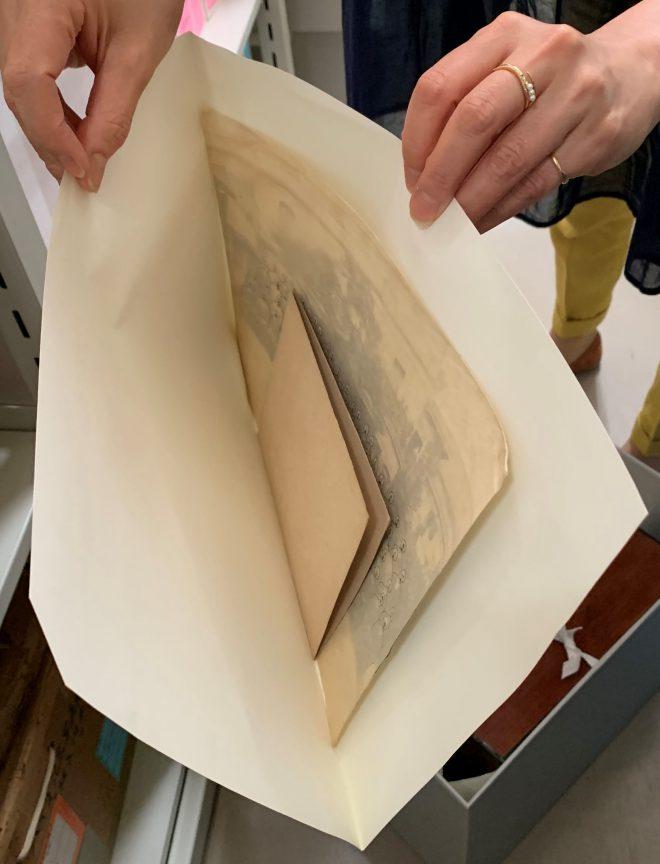 【報告】藤木文書アーカイブ・東大文書館訪問:森本祥子氏の手引きのもとに
